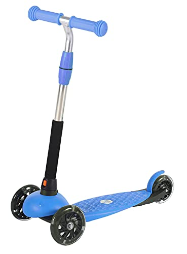 Product Image of the Voyage Sports Kick Scooter with Light Up Wheels Vehicle, Kids Ages 3-7,...