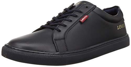 Levi's Men Basic 2.0 Navy Blue Sneakers-11 UK (46 EU) (12 US) (38099-1617)