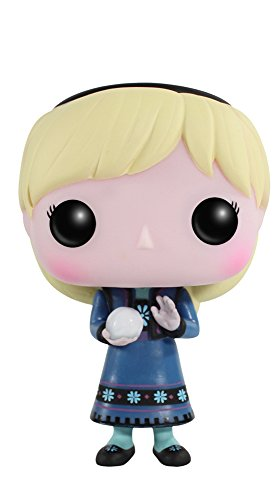 Funko 4830 POP Vinyl Frozen Young Elsa Figure