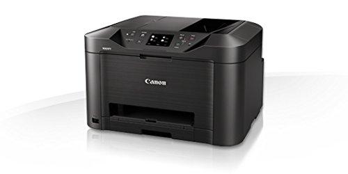 Canon Maxify MB5155 Schwarz A4 MFP Farb Drucker Drucken Kopieren Scannen Fax WLAN LAN Cloud-Link