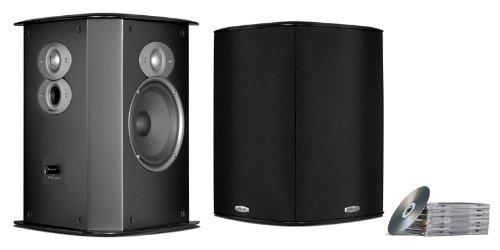 Buy Discount Polk Audio FXI A6 Surround Speakers (Pair, Black)