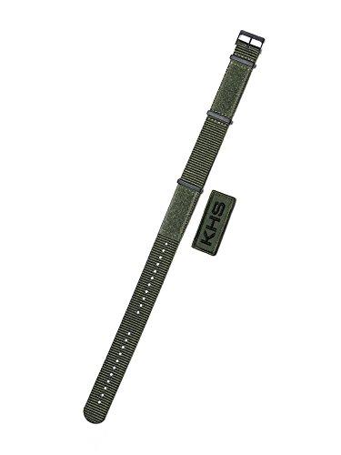 KHS Natoband Tan, Ersatzarmband, KHS.EBNXTO1.20