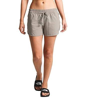 The North Face Women's Class V Short, Silt Grey, Size L