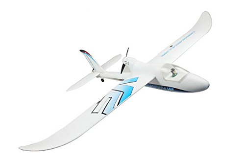 Dynam Hawksky V2 Power Glider 1370 mm RTF avec 2,4 GHz