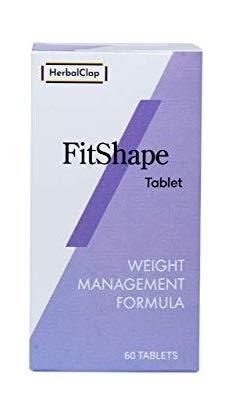 FitShape- Weight Management Formula, 60 Tablets