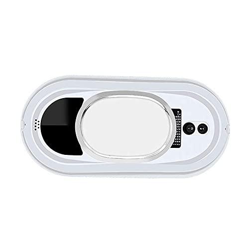HYLX Robot lavavetri, Robot per vetri Telaio per pulitori elettromagnetici per finestre per Interni ed Esterni per Piani Alti, Telecomando, 3 Minuti/Metro Quadro di Pulizia