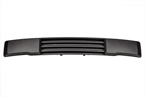 Ford 2015-2016 F-150 Front Bumper Trim Panel Fascia No License Plate Bracket OEM