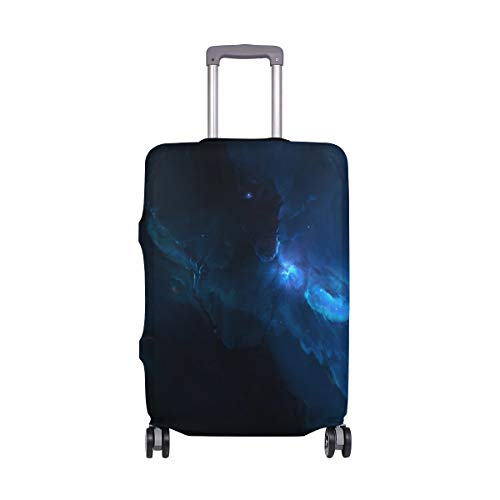 Luggage Cover Atlantis Nebula Suitcase Protector Fits 26-28 Inch Travel Elastic Accessories