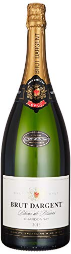 Brut Dargent Chardonnay Halbtrocken - Méthode Traditionnelle 2015/2016 (1 x 1.5 l)