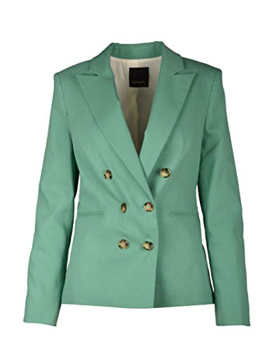 Luxury Fashion | Pinko Dames 1B14DU7435U41 Groen Viscose Blazers | Lente-zomer 20