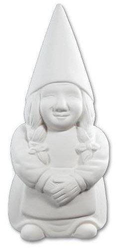 Gustav The Resting Garden Gnome Paint Your Own Ceramic Keepsake