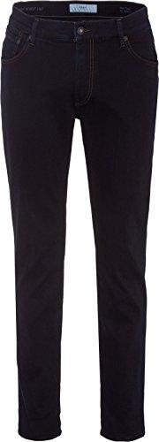 BRAX Herren Style Chuck Five-pocket-jeans Hochelastische Hi-flex-denim Modern Fit Jeans, Blau (Dark Blue 22), 36W / 32L