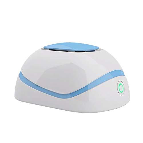 Pumprout Mini purificador de Aire de ozono Recargable para el hogar, generador de ozono, purificador de ionizadores de Aire, eliminación de olores para la Oficina en casa