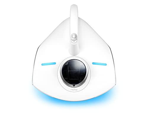 RAYCOP RS Pro | Handheld Allergen Vacuum Cleaner | Sanitizing UV Light | Kills Bacteria and Viruses | Removes Dust Mites | White