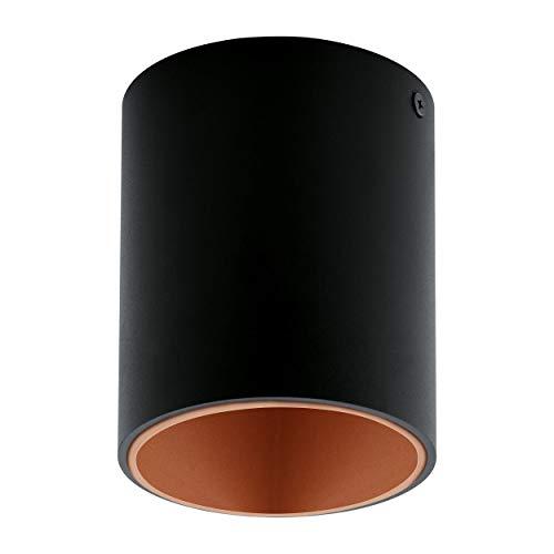 Eglo Lampe 94501 intérieur, intégré, argent