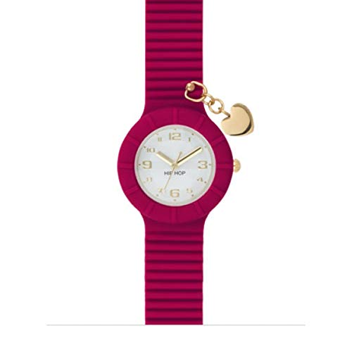 Hip Hop Watches - Orologio da Donna Hip Hop Persian Red (Love)...