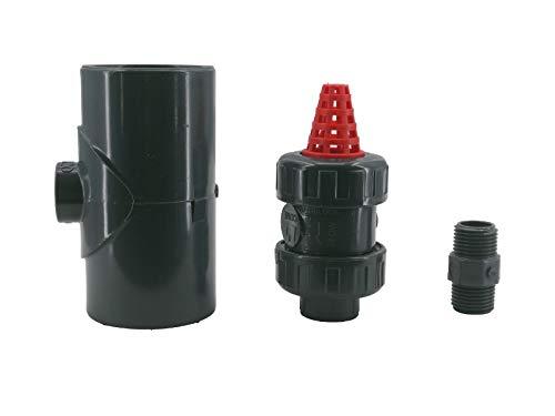 OKU Absorber-Belüftungsset für PVC-Verrohrung Ø 50 mm