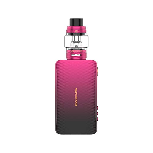 Vaporesso GEN S 220W Box Kit, NRG-S Tank con GT Meshed Coils, Sin Nicotina y Tabaco (Rosa cereza)