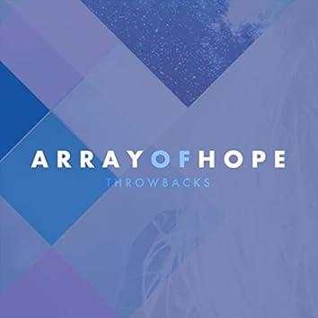 Array of Hope Throwbacks