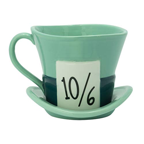 AbyStyle - Alice Mad Hatter Hat - Tasse