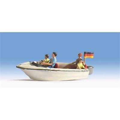16820 - NOCH - HO - Motorboot (nicht schwimmfähig)