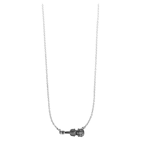 Top violin necklace sterling silver for 2020