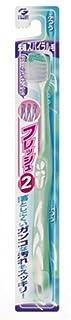 フレッシュ ハブラシ2 先端スパイラル毛 ふつう アソート(パールホワイト&ブルー?パールホワイト&グリーン?パールホワイト&ピンク?パールホワイト&イエローのうち1色。色はおまかせ)