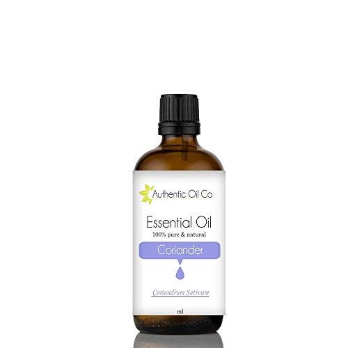 Korianderöl, ätherisches Öl, 100ml