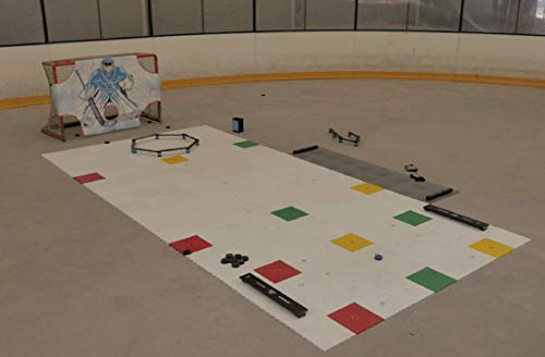 Hockey DRYLAND Training Zone for Professionals