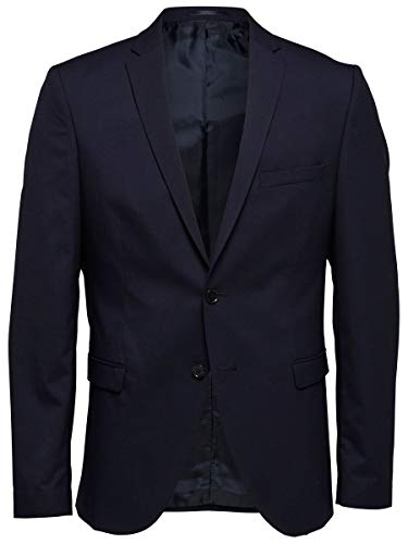 SELECTED HOMME Male Blazer Slim-Fit- 50Navy Blazer
