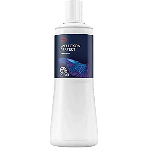 Wella Welloxon Perfect Haarfarbe 6.0%, 1000 ml