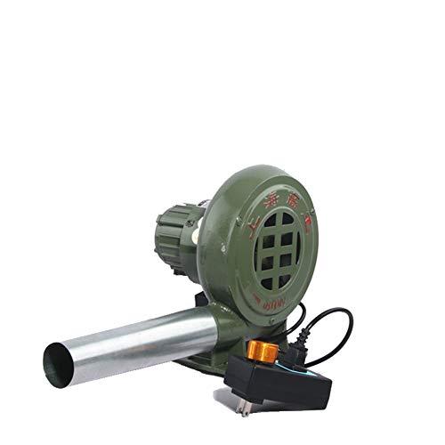 El Soplador De Barbacoa, con Gobernador Y Conducto De Aire Se Puede Utilizar para Ventiladores Pequeños De Exterior De Uso Doméstico Que Soportan La Combustión Y La Barbacoa,80W