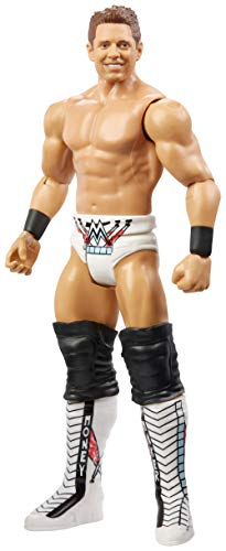 WWE GCB66 - Basis Actionfigur The Miz 2015 15 cm, Actionfiguren ab 6 Jahren