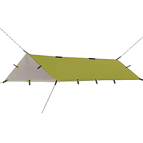 N / C Waterproof Camping Tarp Tent Hammock, 9.8 X Ft Mutifunctional Tents, Lightweight Easy to Setup Perfect, for Backpacking Hiking Travel Outdoor Adventures