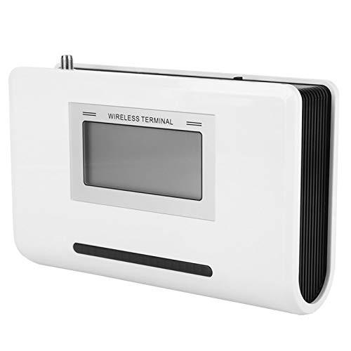 Gatuxe Terminal inalámbrico Fijo, Llamada de teléfono SIM, configuración de cifrado fácil(100-240V British Standard)