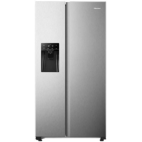 Hisense RS650N4AC1 - Frigorífico Side By Side, Total No Frost con ventilación Multi Air Flow,...