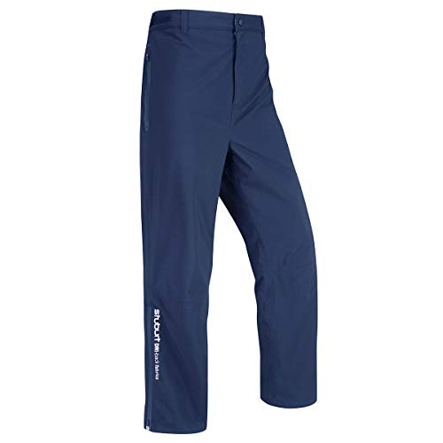 Stuburt Herren Golf Evolve Extreme Wasserdicht Thermohose Midnight 29