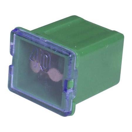 J Case Type Female Fuse 20 Amp Jcase Cartridge Low Profile Car Auto Cable Fuse