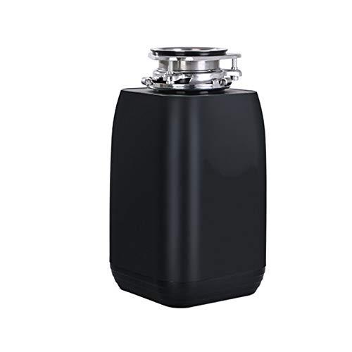 TWW Ferngesteuerter Küchenabfallentsorger Automatische Küchenmaschine Gewerblicher Küchenabfallschredder Küchenhaushalt,Schwarz