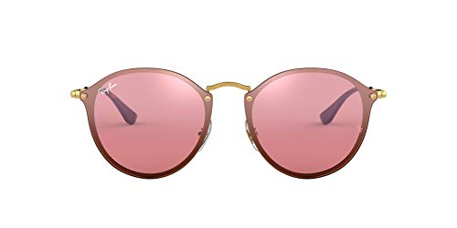 Ray-Ban MOD. 3574N Ray-Ban Sonnenbrille MOD. 3574N Rund Sonnenbrille 59, Pink