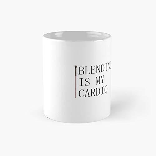 Blending is My Cardio Classic Mug