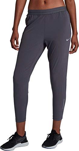 NIKE W Nk Essntl Pant 2 7_8 Pantalones de Correr, Mujer, Multicolor (Gridiron/Gridiron), S