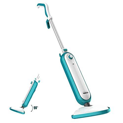 Steam Mop, Microfiber Mop Spray Cleaner met 280ml hervulbare fles mee Geschikt for hardhout, marmer, tegels, laminaat, of keramische vloeren XIUYU
