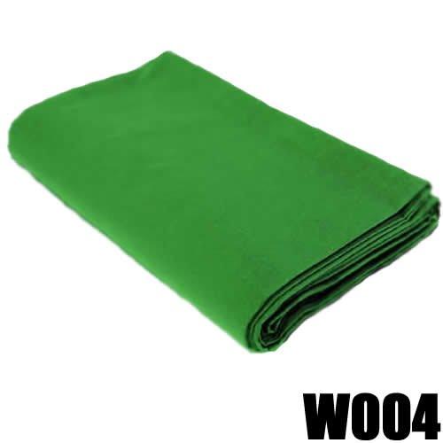 DynaSun Hintergrundstoff Greenscreen 2,8 x 4 m Baumwolle 140g/sqm