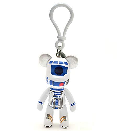 POPOBE BEARS La Collection Star Wars - Figurines Porte-clés (R2-D2)
