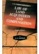 V.G. Ramachandran's Law of Land Acquisition and Compensation: with Supplement