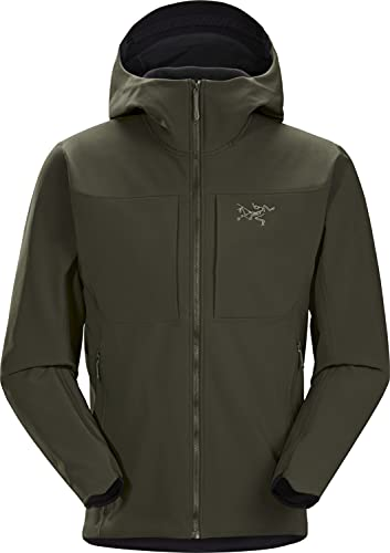 Arc'teryx Gamma MX Hoody Men's | Warm, durable softshell for mixed conditions. | Anecdote, X-Large