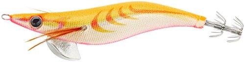 ヤマシタ(YAMASHITA) エギ エギ王 Q LIVE ベーシック 3.5号 20g オリーブ/金テープ/オレンジベリー B06 BOL...