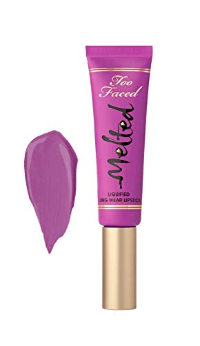 Too Faced Melted Liquefied Long Wear Lipstick - Melted Violet