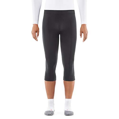 Falke Warm Homme Tight, Medium Grey, FR : M (Taille Fabricant : M)